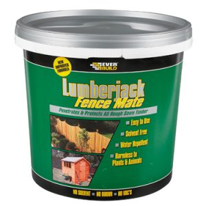 FENCE MATE RUSTIC RED 5LTR