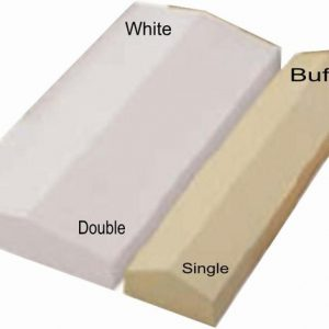 Double Coping White 600mm x 285mm