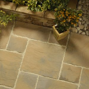 PATIO PACK SMALL CLASSIC GOLD 6.08m2